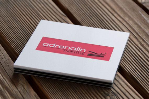 Adrenalin Hairstyle - Logodesign, Logogestaltung, Logoerstellung