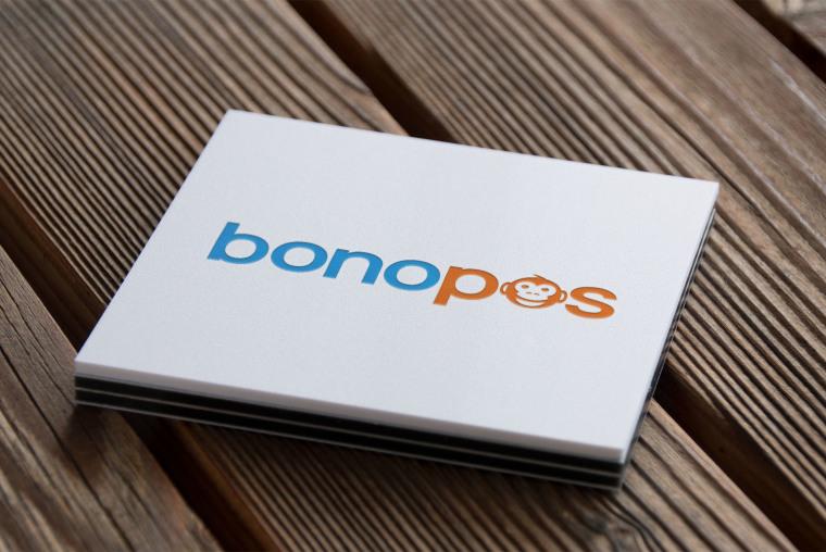 Bonopos - Logodesign, Logogestaltung, Logoerstellung