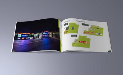 E96 Broschüre A4 - Grafikdesign/Printdesign