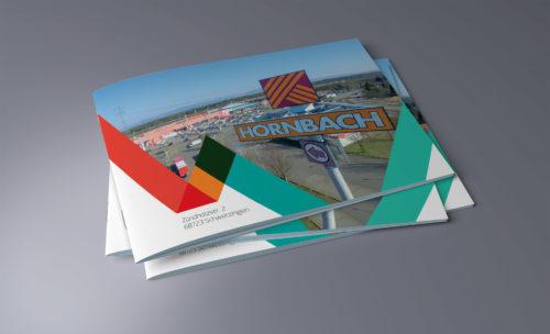Hornbach Broschüre A4