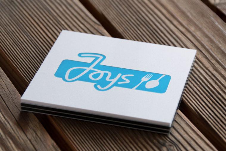 Joys - Logodesign, Logogestaltung, Logoerstellung