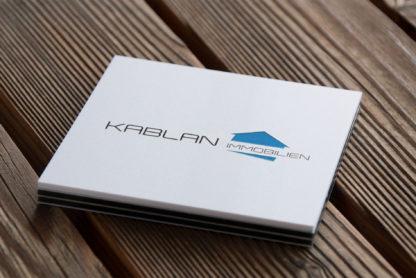 Kablan Immobilien - Logodesign, Logogestaltung, Logoerstellung